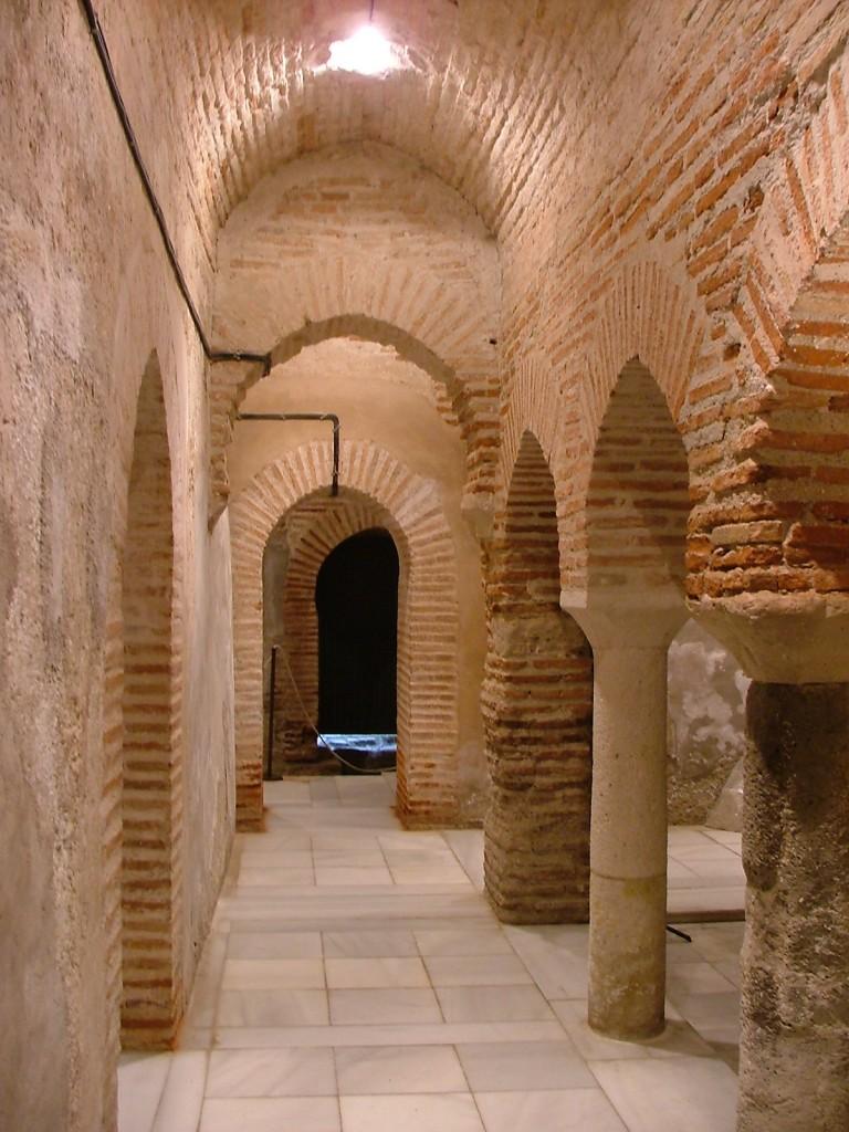Encantos hist ricos baza municipios de la comarca de - Banos de baza ...