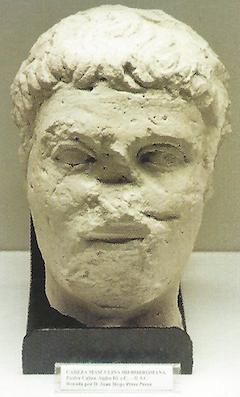 Cabeza Romana