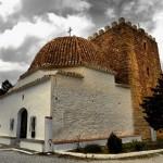 Torreón Árabe y Ermita de la Virgen de la Cabeza Foto Realizada por Ramón Túnez