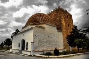Torreón Árabe y Ermita de la Virgen de la Cabeza